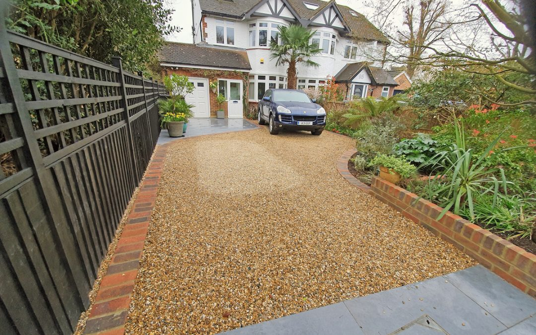 Gravel Driveway Landscaping